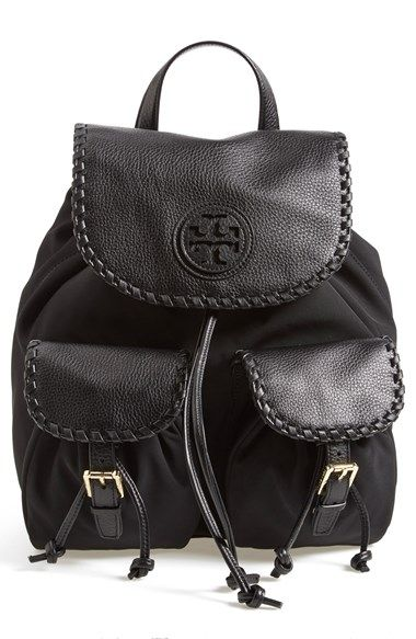 5e6fc607aa5 Tory Burch  Marion  Backpack available at  Nordstrom