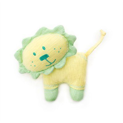 Lion Crinkle Toy