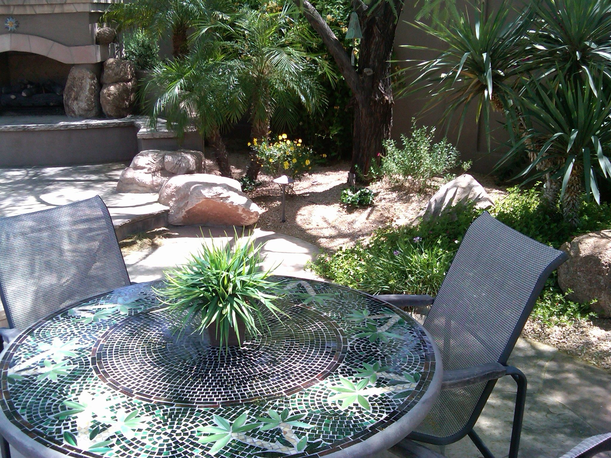 2 Landscaping: Backyard Landscaping Ideas Arizona