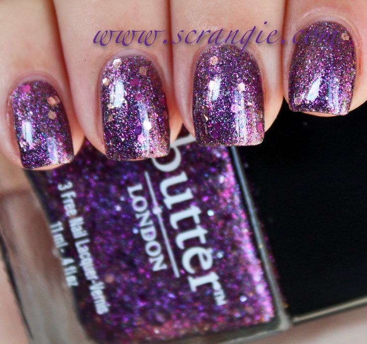 Scrangie: Butter London Holiday 2012 Nail Lacquer Collection ...