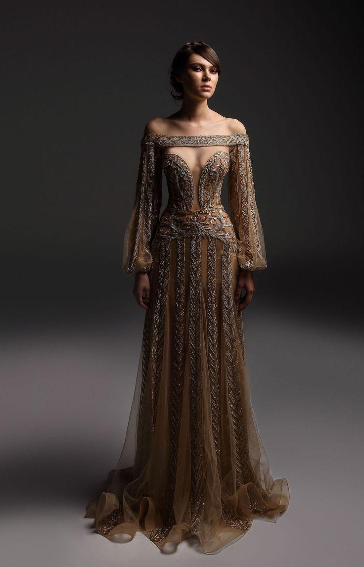 juilletdeux: Marwan & Khaled  Fall/Winter 17 Couture  Fashion