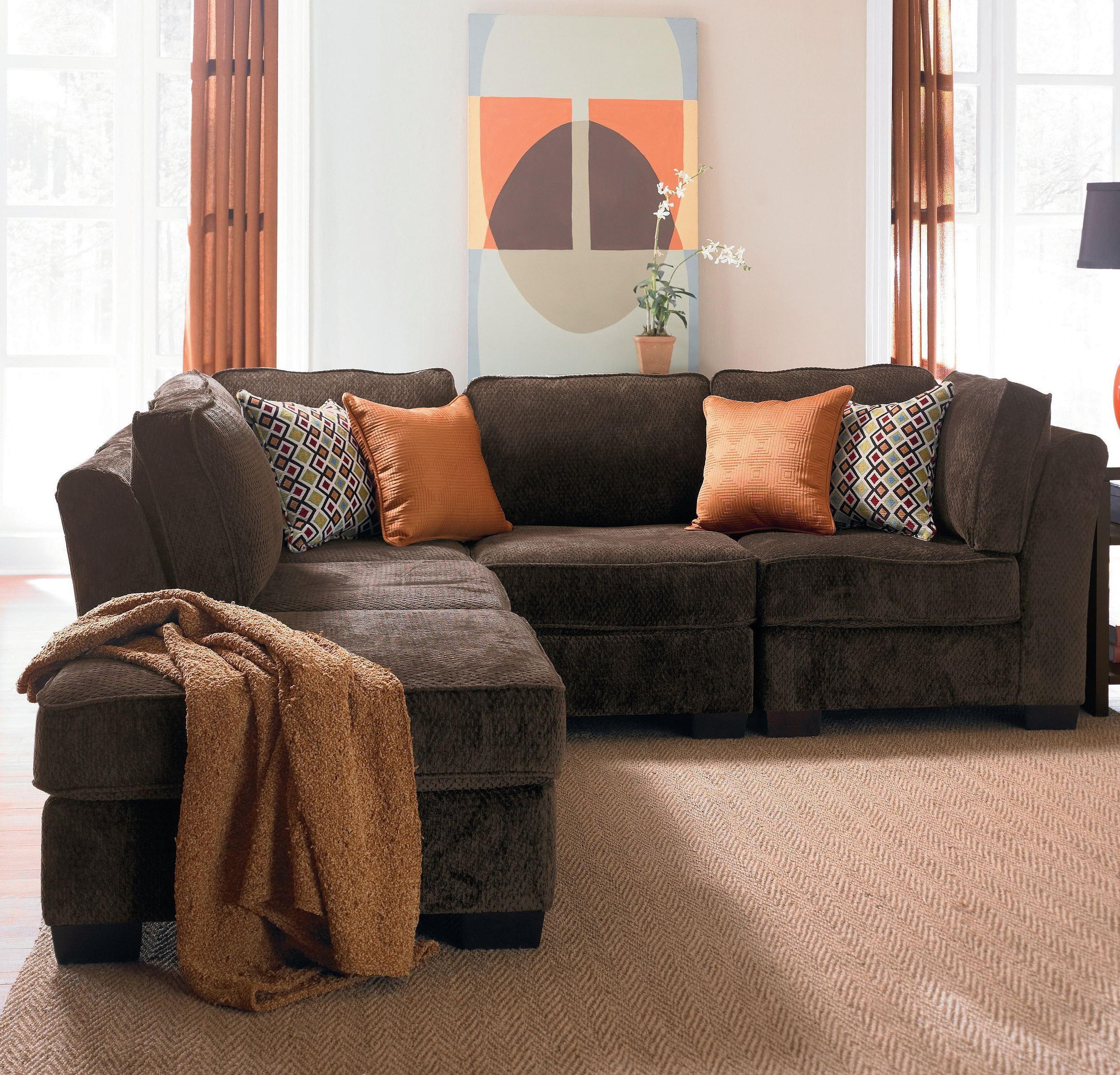 Best Roxy 5 Piece Modular Sectional By Lane Home Goods Decor 400 x 300