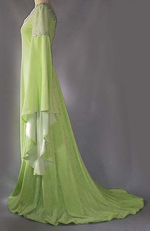 Elven Gown Middle Earth Styles And Hair Herr Der Ringe Elben