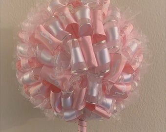 Ballerina Centerpiece - Ballerina Birthday Party - Party Centerpiece Decoration - Ballerina Party - Tutu Party Decoration