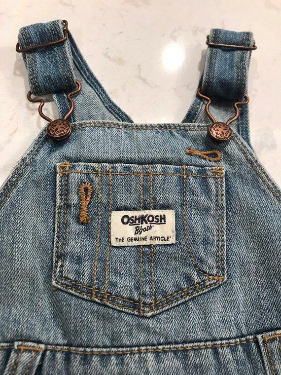 Sale Sale Sale Oshkosh vestbak 9 month deadstock jean