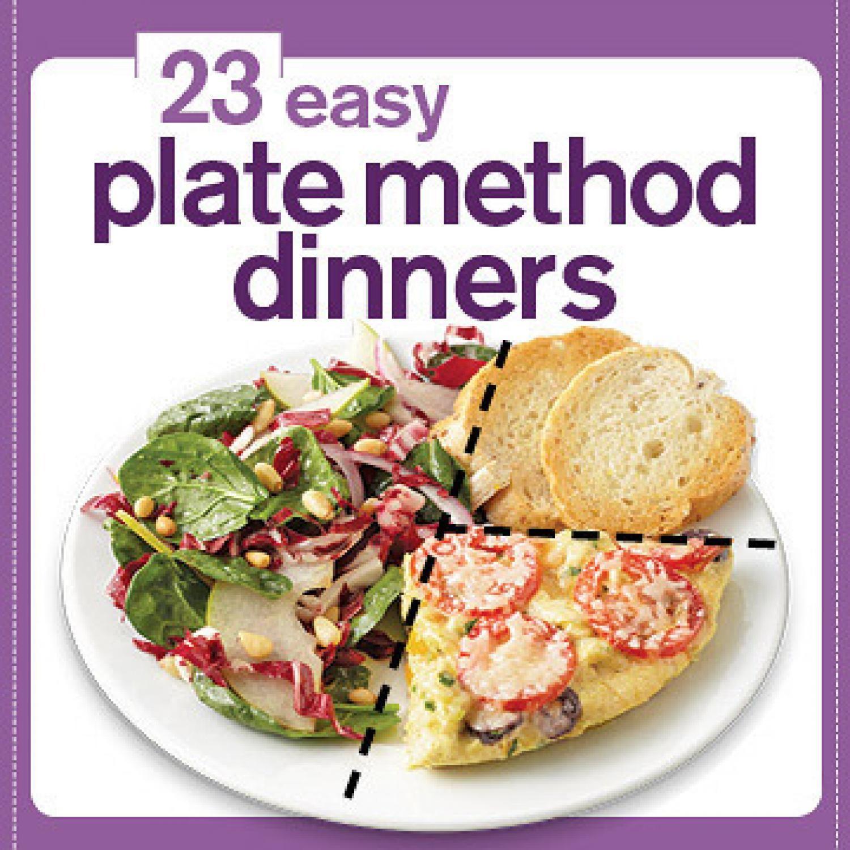 23 easy plate method dinner ideas diabetes friendly
