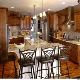 t shaped island design ideas pictures remodel and decor kitchen remodel kitchen design on t kitchen ideas id=48783