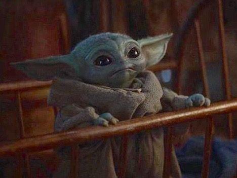 Pin By Leticia Nascimento On Baby Yoda Star Wars Memes Star Wars Yoda Star Wars Baby