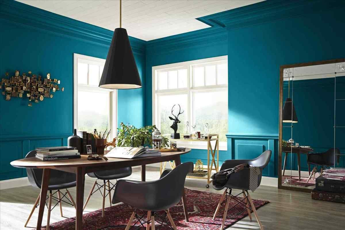 Jewel Tone Home Decor Home Apartment Decor Dining Room Paint