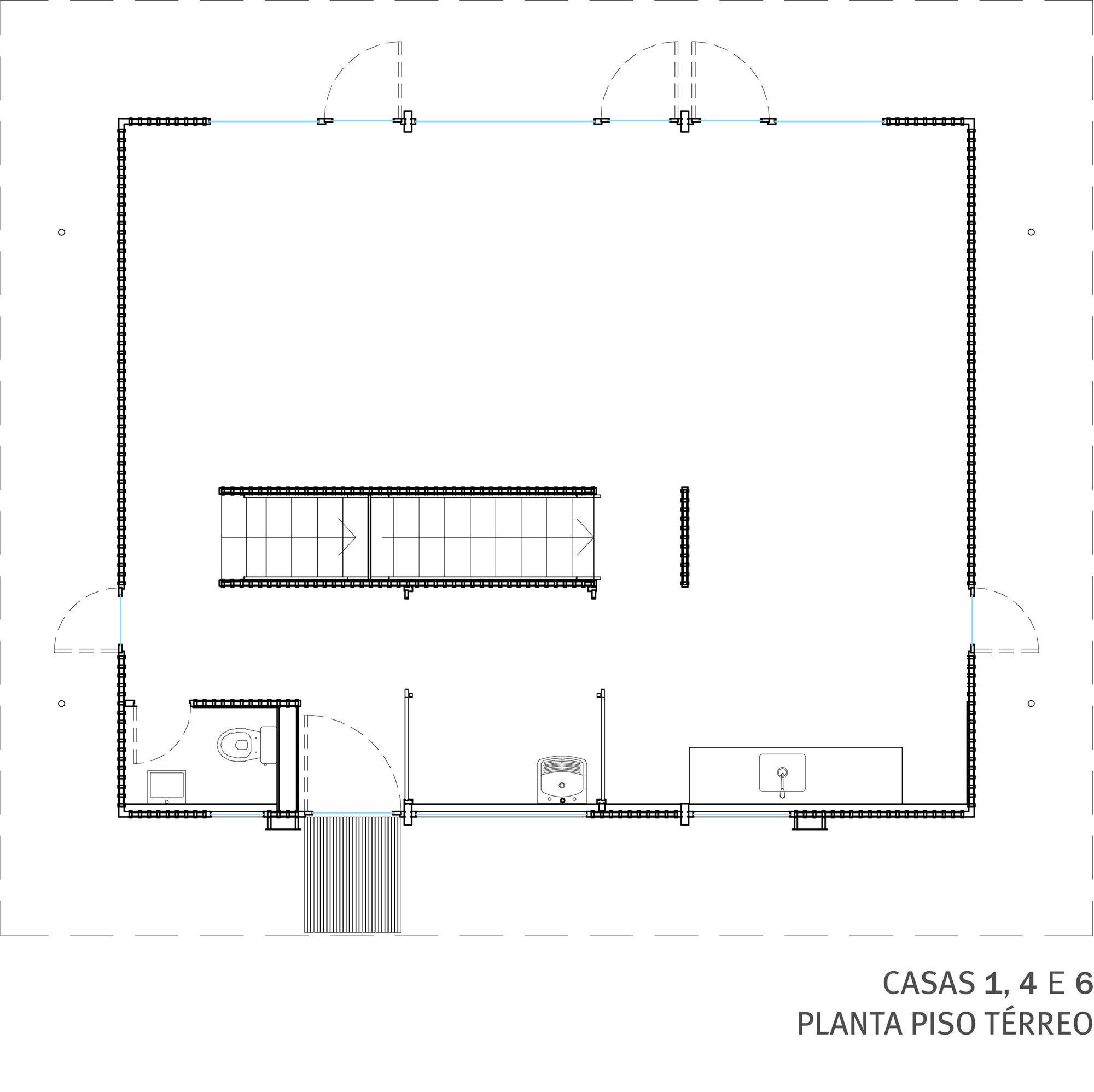 Gallery - Vila Taguai / Cristina Xavier Arquitetura - 44