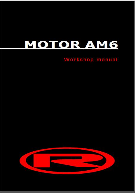 Rieju Am6 Engine Shop Manual 2003 Onwards Pdf Download In 2020 Manual Pdf Download Engineering