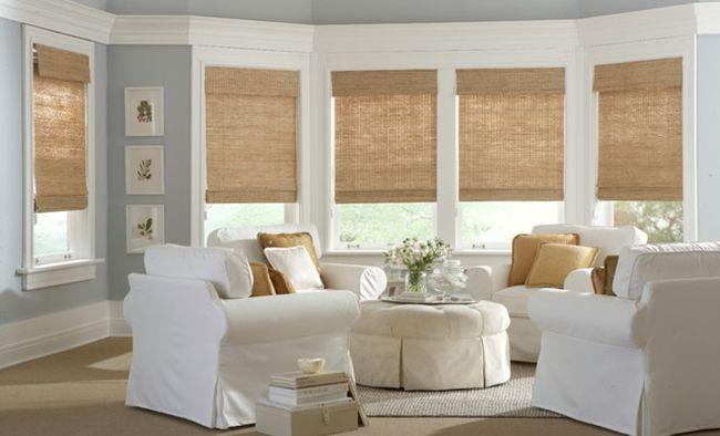 30 ideas de cortinas modernas venecianas estores y paneles japoneses blog td - Ideas Cortinas