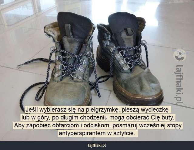 Lifehacki Nietypowe Porady Zyciowe 47 Hiking Boots Army Boot Boots
