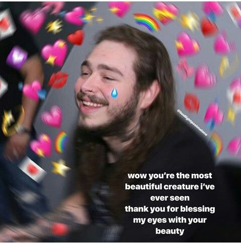 Pin By Jess On Post Malone Cute Love Memes Love Memes Current Mood Meme