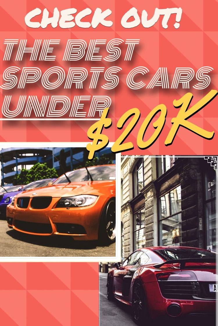 What Are The Best Sports Car Bargains Under 20k? Cool