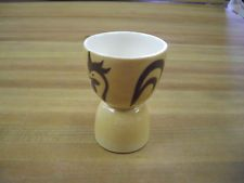 Vintage Ceramic Rooster Egg Cup