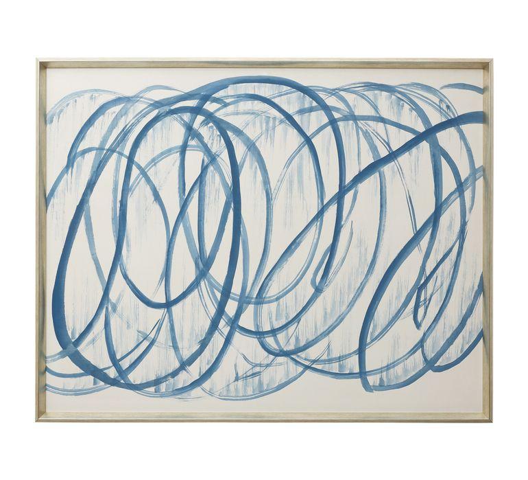 Castelli Framed Silk Panel | Art | Pinterest | Panel art and Silk