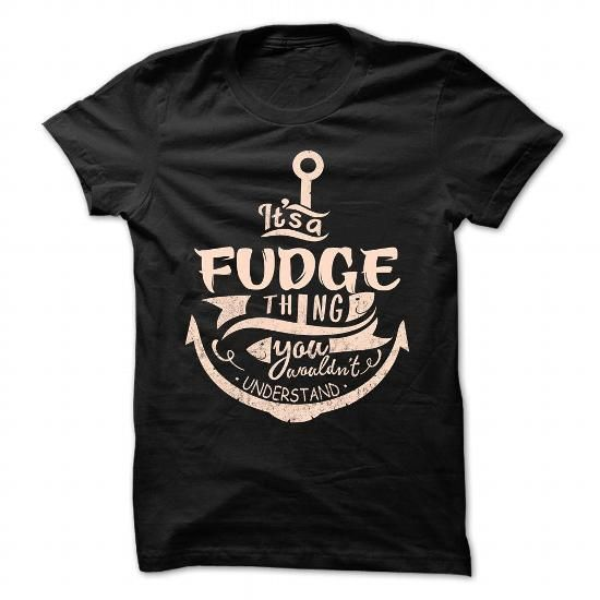 FUDGE - #lace tee #tshirt couple. FASTER => https://www.sunfrog.com/Camping/FUDGE-89255123-Ladies.html?68278