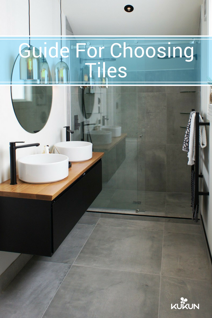 Fundamental Tips For Choosing Tile Flooring Options Bathroom