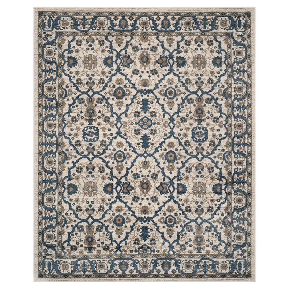 The La Verne Rug Is A Brilliant Display Of Traditional Design Made In Today S Modern Style Coloring And Plush Textures Blue Area Rugs Area Rugs Colorful Rugs