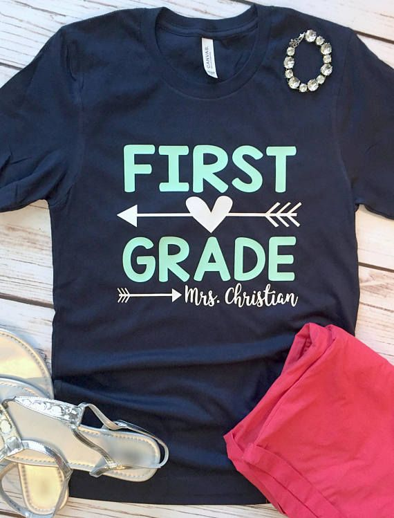 36799c5b Teacher Shirt, Teacher Team Shirt, Personalized Teacher Shirt, Back to  School Shirt, Teacher Gifts, Gifts for Teachers, Custom Teacher Shirt