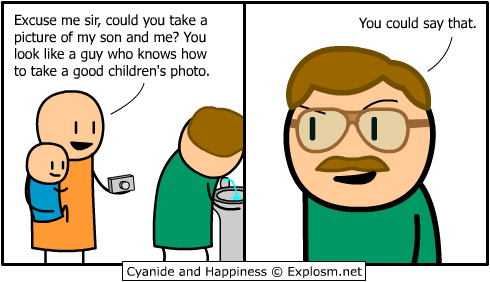 Cyanide and Happiness - Photo