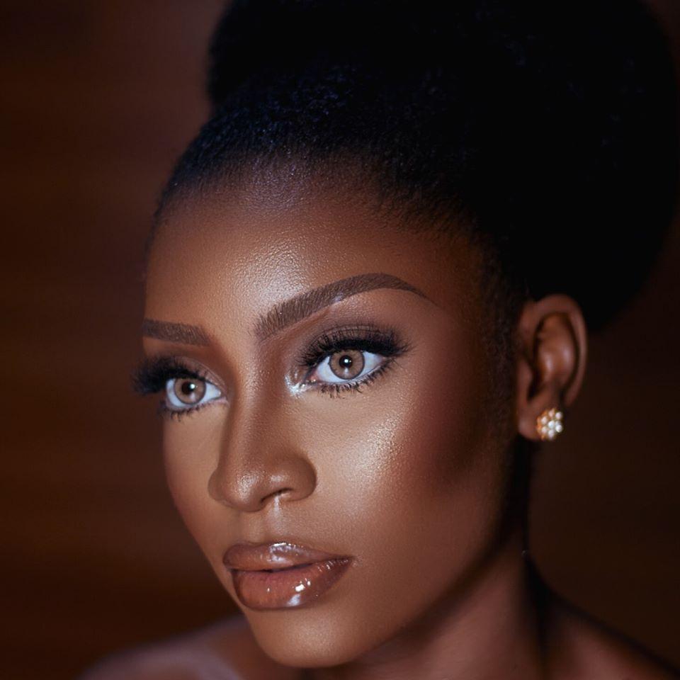 Doris michaels cosmetics makeup created for black skin