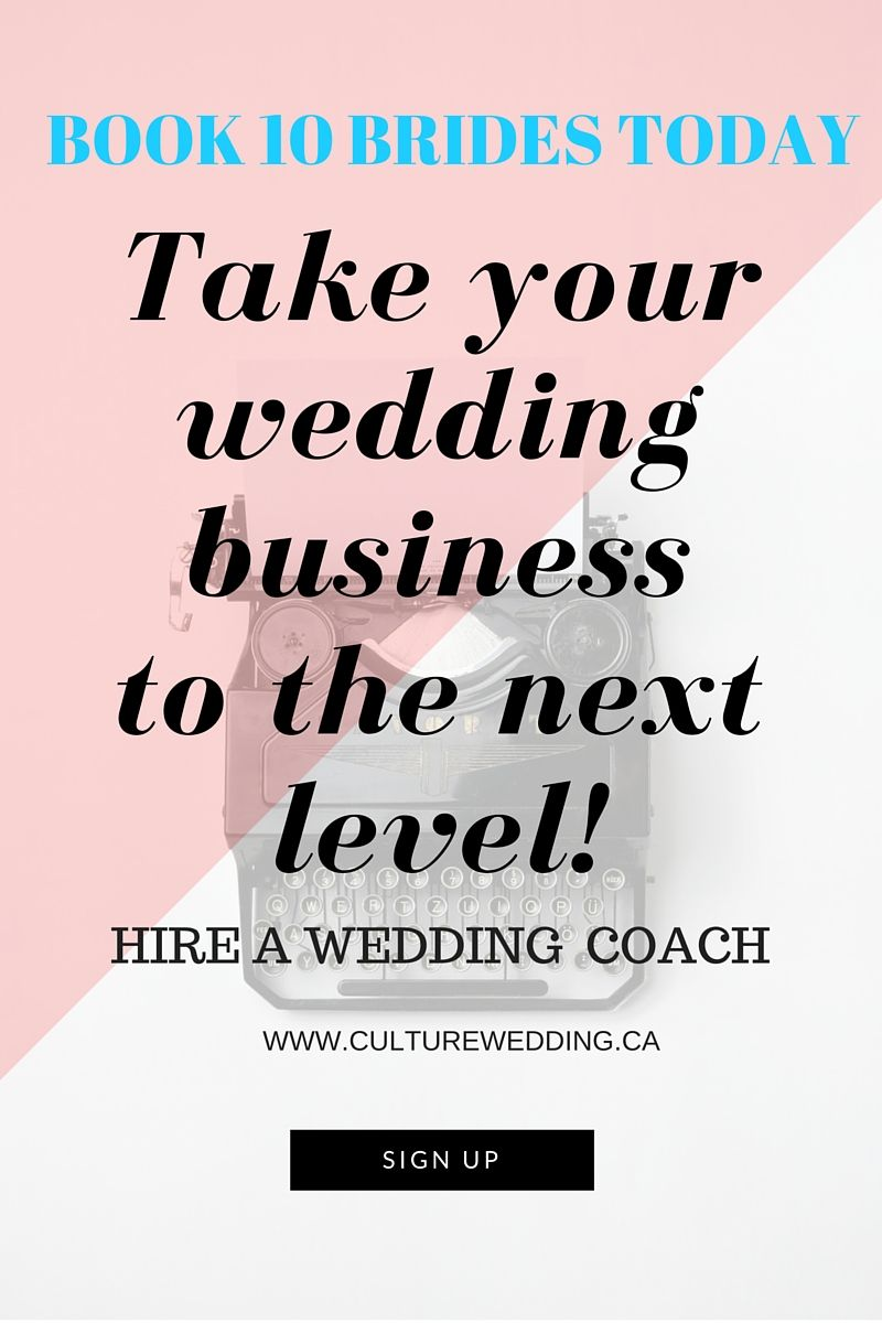10 Habits of a Successful Wedding Planner start a