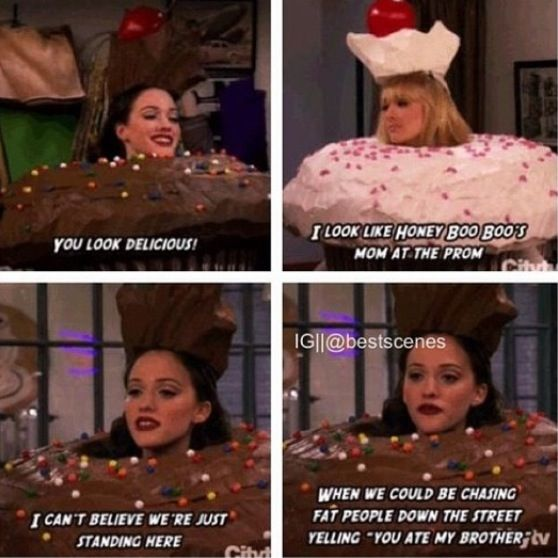 2 broke girls-Seriously hillarious! max is so witty by th end of the show my face hurts tummys cramped and im speechless LOVES!