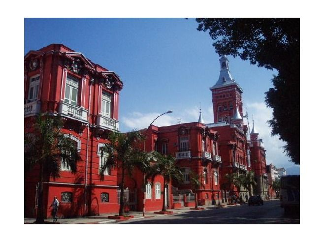 """""""Fire Station"""" Rio de Janeiro Things to Do Tip by Willettsworld"""