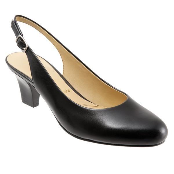 Pella | Trotters: We Fit Your Style. Wide Width ShoesTrotterPump  ShoesPatent LeatherShipsHeelsFitNudeGlaze