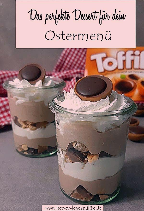 Photo of So machst du ein geniales Toffifee Dessert mit nur 4 Zutaten
