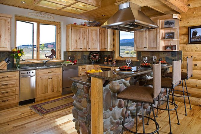 Big clean with casual in kitchen seating you can tell for Camo kitchen ideas