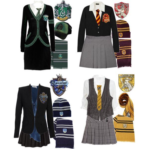 hogwarts uniforms harry potter j k rowling pinterest maison de poudlard poudlard et harry. Black Bedroom Furniture Sets. Home Design Ideas