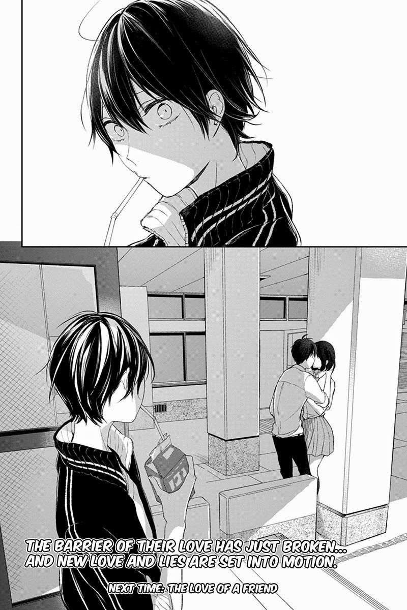 Read Manga Koi To Uso 015 Online In High Quality Bl