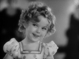 Shirley Temple, Stand Up and Cheer, 1934.   Shirley temple black, Temple  movie, Shirley temple