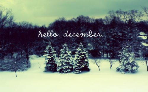 Hello December Month December December Quotes Hello December Happy December  Welcome December · Scenery WallpaperHd ...