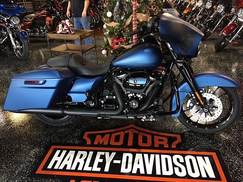 2018 Harley Davidson Flhxsanv Touring Street Glide Special 115th Anniversary Harley Davidson Road Glide Street Glide Special Harley Davidson Bikes