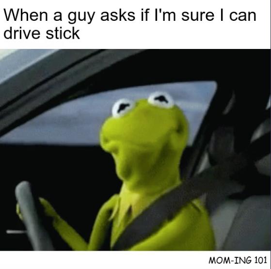 Random Memes Driving Stick Memes Muppets Funny Tweets