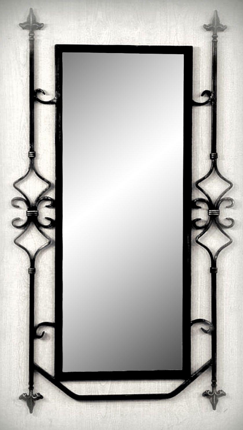 Wrought Iron Mirror Frame Wrought Iron Mirror Frame Design Wrought Iron Design