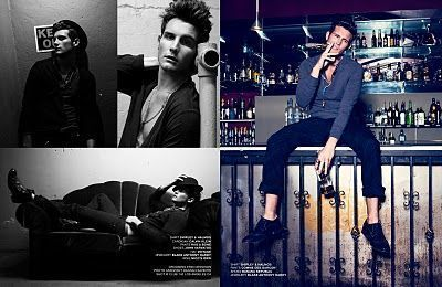 Photo of Nico Tortorella for MF Magazine by Christian Rios –  Nico Tortorella for MF Maga…