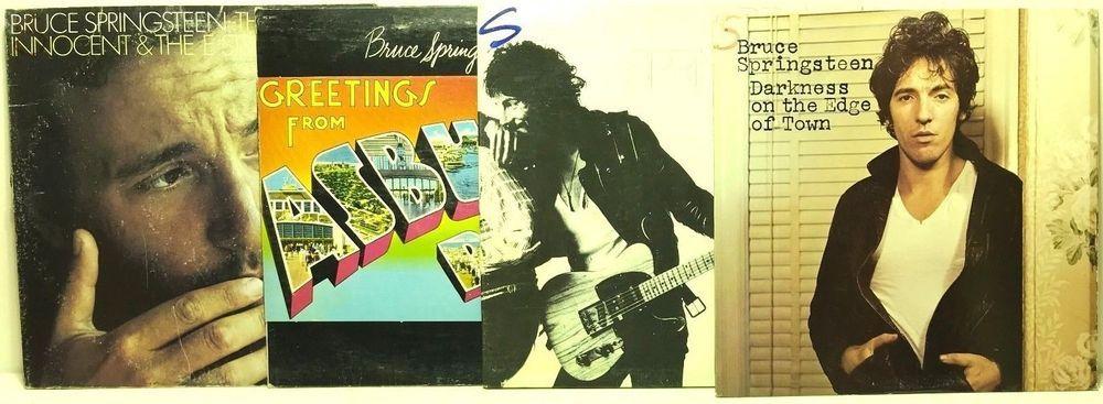 Bruce Springsteen Lp Vinyl Record Album Born To Run Greetings From Asbury Park Stores Ebay Com Capcollectibles Lp Albums Vinyl Record Album Vinyl Records