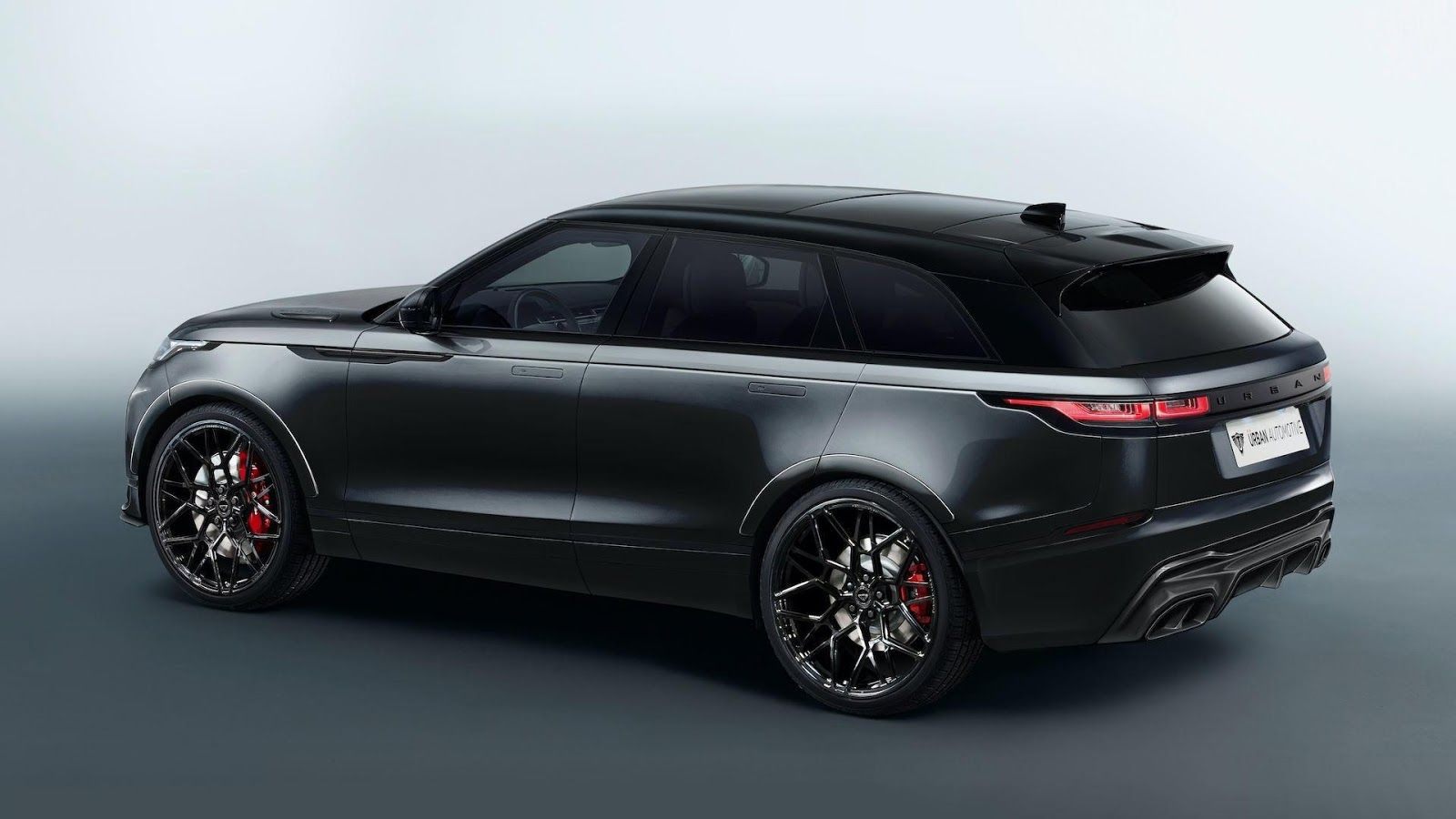 Urban Automotive S Range Rover Velar Is Almost An Svr Carscoops Luxury Cars Range Rover Range Rover Land Rover