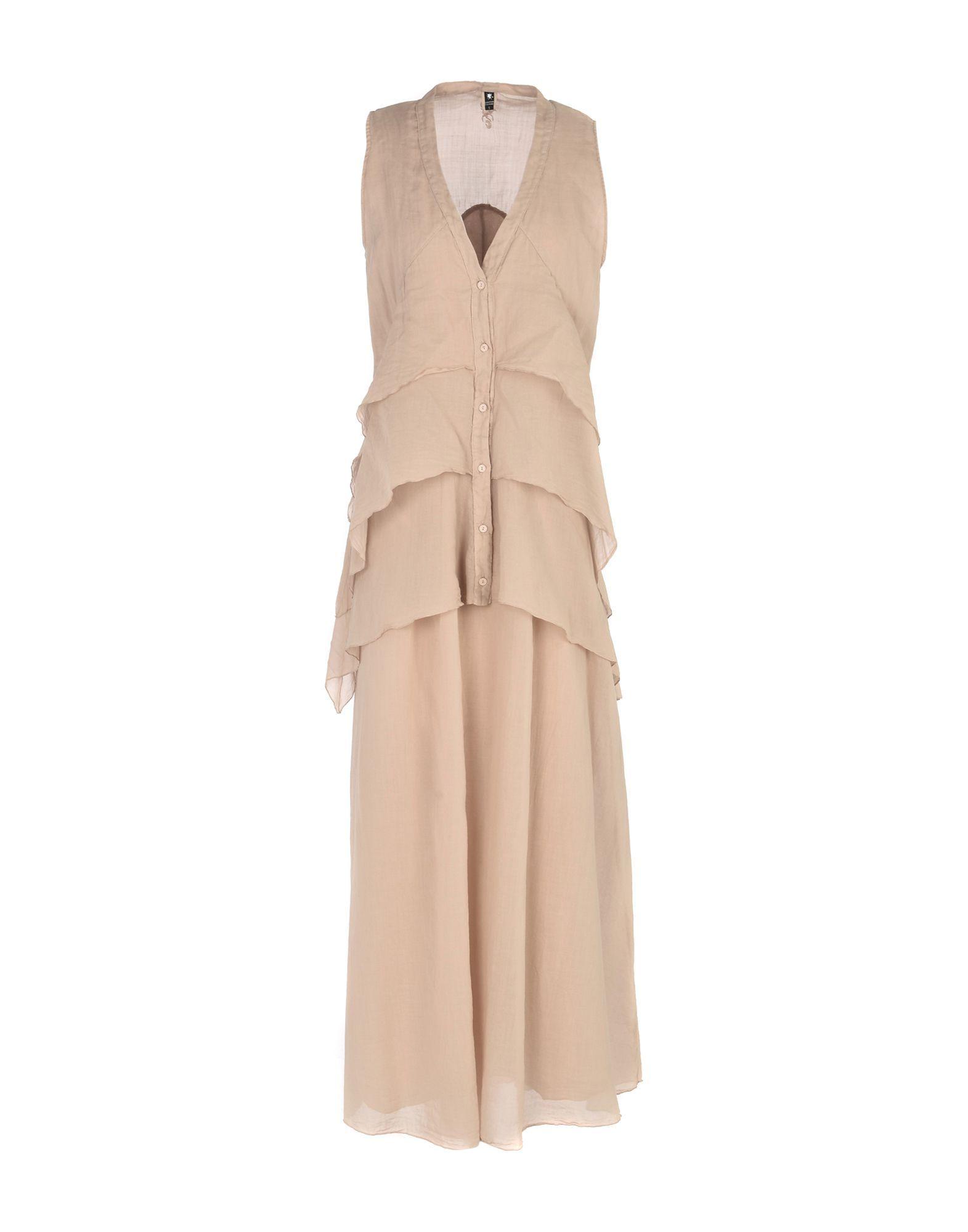 DRESSES - Long dresses European Culture ySg4V0n