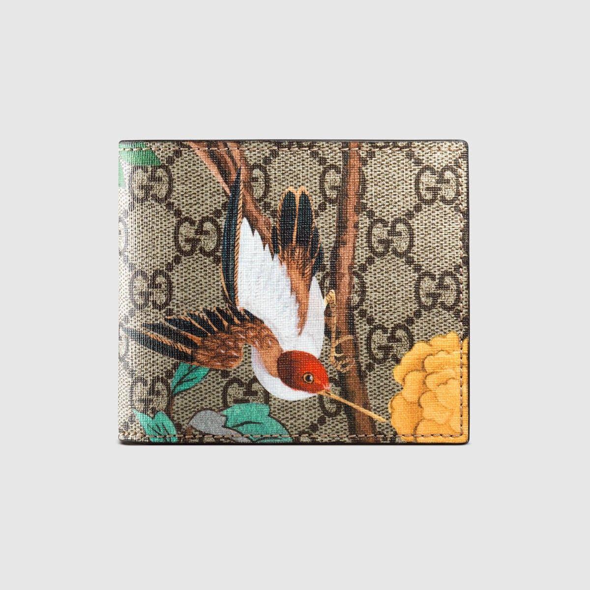 051fd3e31dc GUCCI Gucci Tian Gg Supreme Wallet - Gg Supreme Tian.  gucci  all ...