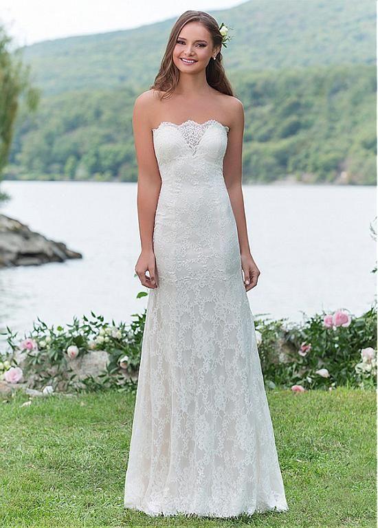 Wedding Dresses with Panels