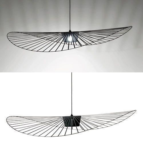 mon coup de coeur lampe vertigo par constance guisset lights pinterest petite friture. Black Bedroom Furniture Sets. Home Design Ideas