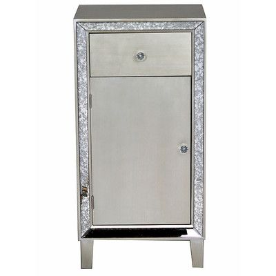 Heather Ann Avery Cabinet Finish: Champagne