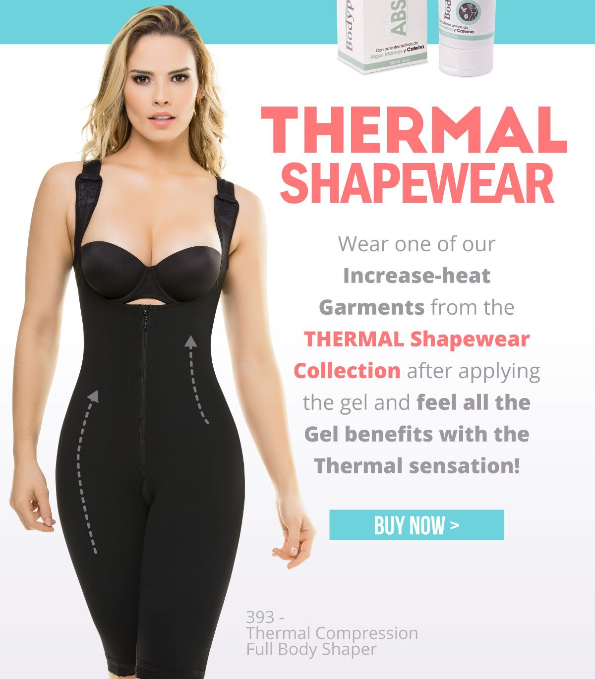 3014 - Body Perfection Absorbent Gel | Shaper's Newsletter