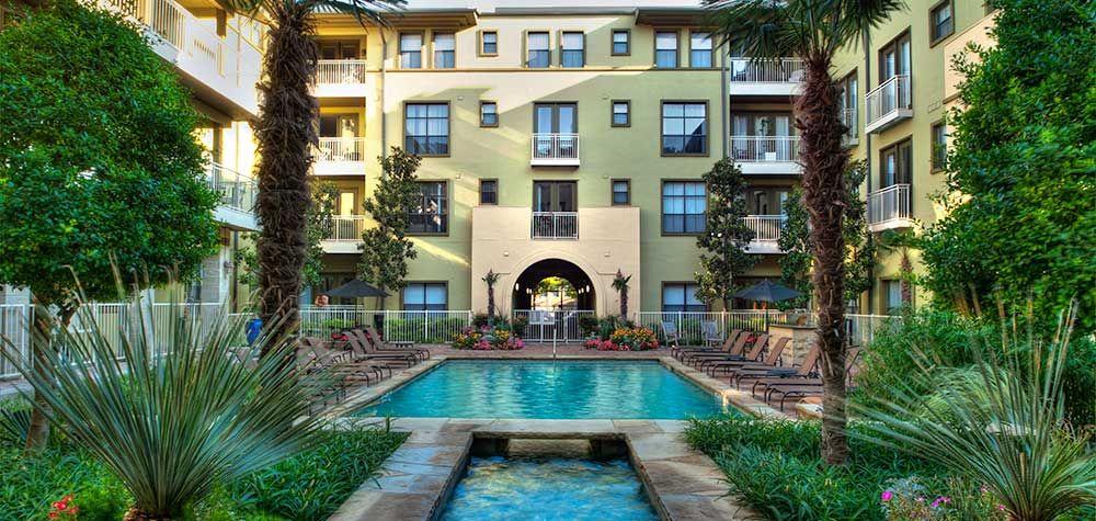 Post Worthington State Thomas Dallas, TX Apartments